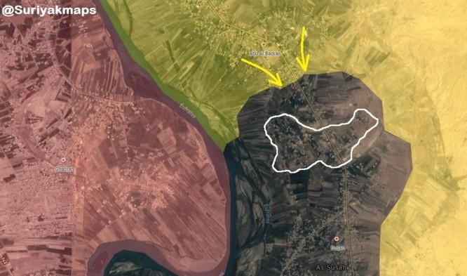 SDF chuẩn bị tiêu diệt IS - An ninh người Kurd truy quét khủng bố ở Deir Ezzor ảnh 1