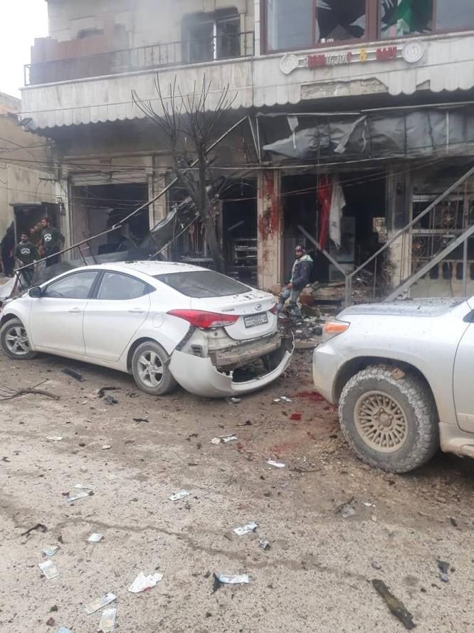 IS đánh bom tự sát khủng bố ở Manbij, ít nhất 2 lính Mỹ thiệt mạng ảnh 1