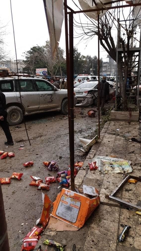 IS đánh bom tự sát khủng bố ở Manbij, ít nhất 2 lính Mỹ thiệt mạng ảnh 2