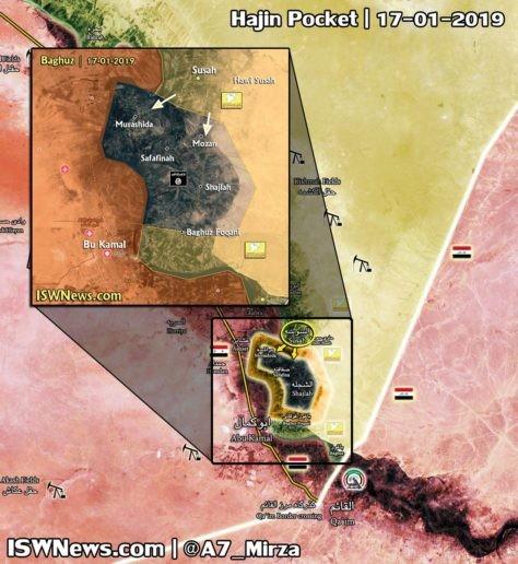 Lực lượng Dân chủ Syria chiếm thị trấn cuối cùng ở Deir Ezzor, IS sụp đổ ảnh 1