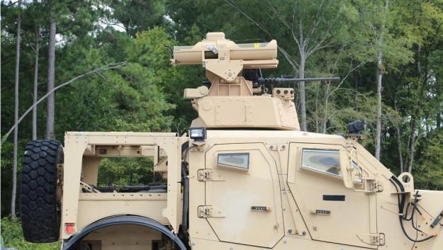 Mỹ phát triển tháp pháo mô-đun không người lái tương tự Terminator của Nga ảnh 1