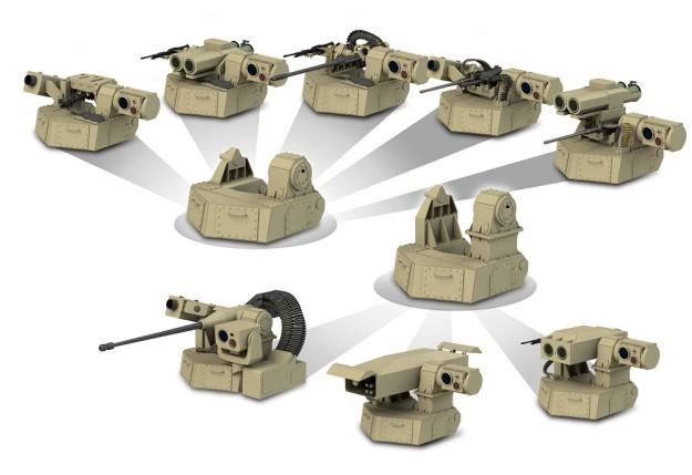 Mỹ phát triển tháp pháo mô-đun không người lái tương tự Terminator của Nga ảnh 2