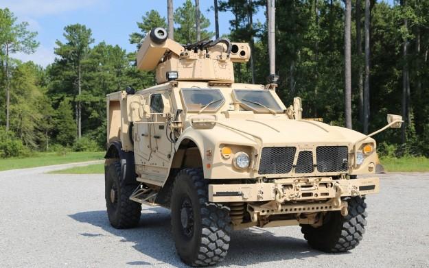 Mỹ phát triển tháp pháo mô-đun không người lái tương tự Terminator của Nga ảnh 3