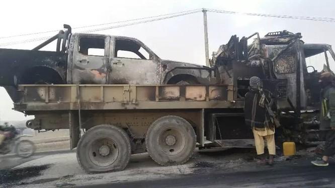 Taliban sát hại hàng trăm quân nhân Kabul, Mỹ bất lực hoàn toàn ảnh 6