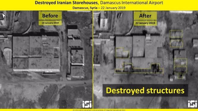Israel công bố kết quả không kích, vũ khí bị phá hủy có thể là tên lửa phòng không S-125 ảnh 2