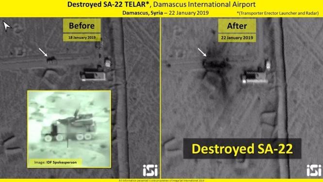 Israel công bố kết quả không kích, vũ khí bị phá hủy có thể là tên lửa phòng không S-125 ảnh 3