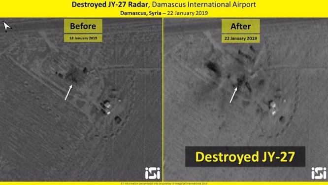 Israel công bố kết quả không kích, vũ khí bị phá hủy có thể là tên lửa phòng không S-125 ảnh 4