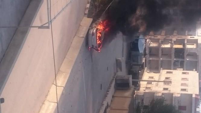 Du kích người Kurd đánh bom xe, 3 tay súng nổi dậy thiệt mạng ở Afrin ảnh 2