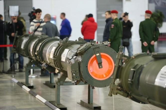 Bộ Quốc phòng Nga giới thiệu phiên bản Iskander mới với 4 tên lửa ảnh 4