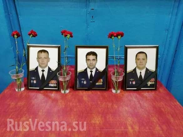 """Tu-22M3 rơi vào """"tuyết đổ"""" gãy đôi, 3 phi công thiệt mạng ảnh 3"""