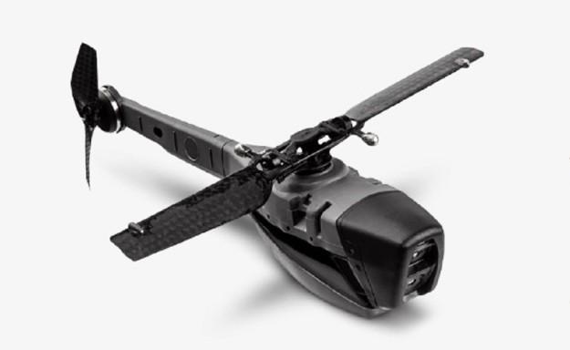 Drone Nano - Thiết bị trinh sát bỏ túi của binh sĩ trên chiến trường ảnh 2