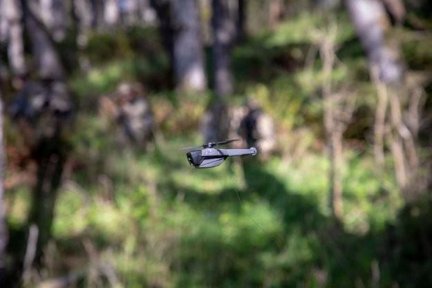 Drone Nano - Thiết bị trinh sát bỏ túi của binh sĩ trên chiến trường ảnh 4