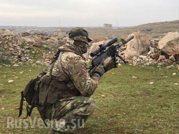 Lính đánh thuê Nga huấn luyện binh sĩ Syria ngay trên chiến trường chống khủng bố ảnh 2
