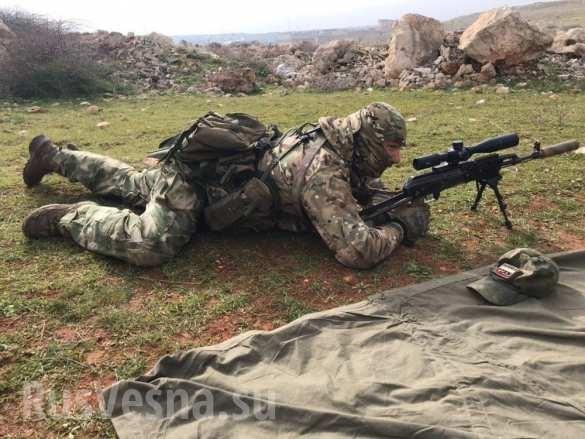 Lính đánh thuê Nga huấn luyện binh sĩ Syria ngay trên chiến trường chống khủng bố ảnh 4