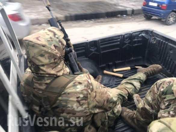 Lính đánh thuê Nga huấn luyện binh sĩ Syria ngay trên chiến trường chống khủng bố ảnh 10