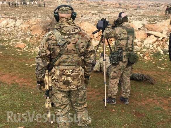 Lính đánh thuê Nga huấn luyện binh sĩ Syria ngay trên chiến trường chống khủng bố ảnh 11