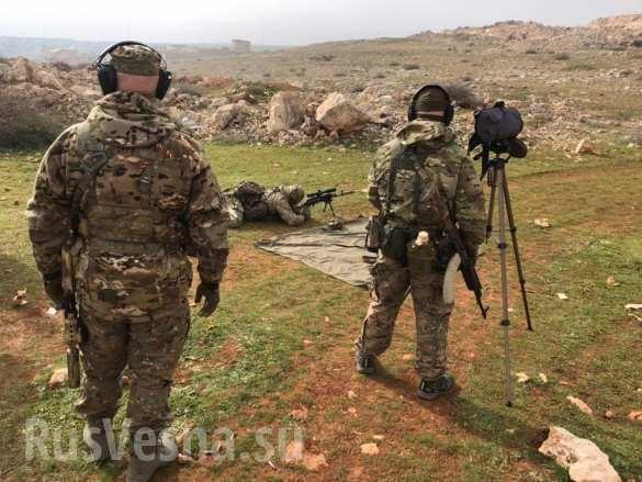 Lính đánh thuê Nga huấn luyện binh sĩ Syria ngay trên chiến trường chống khủng bố ảnh 14