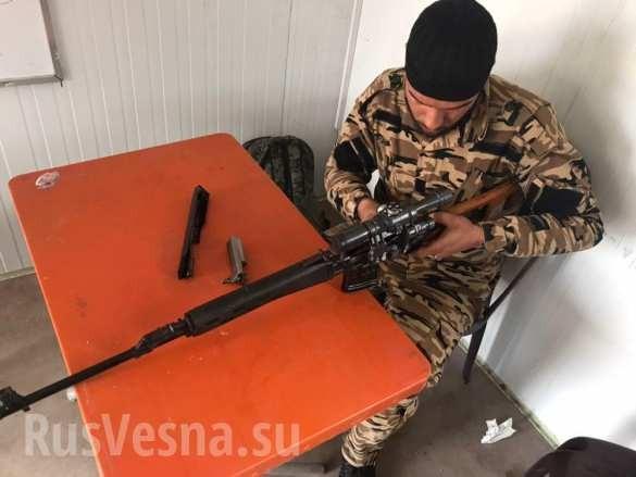 Lính đánh thuê Nga huấn luyện binh sĩ Syria ngay trên chiến trường chống khủng bố ảnh 17