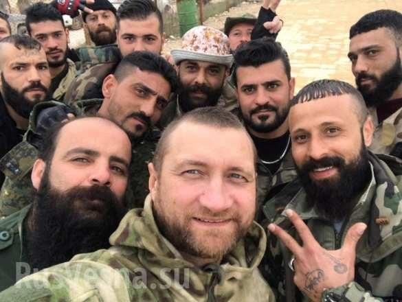 Lính đánh thuê Nga huấn luyện binh sĩ Syria ngay trên chiến trường chống khủng bố ảnh 18