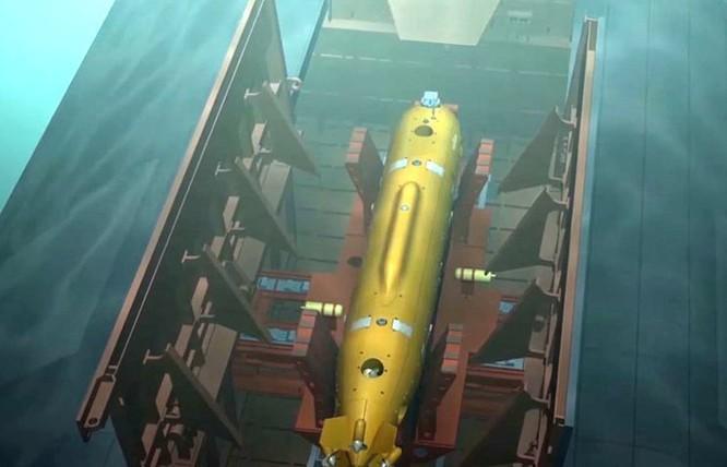 Mỹ và đồng minh sẽ thương vong nặng nề nếu Nga sử dụng ngư lôi Poseidon ảnh 2