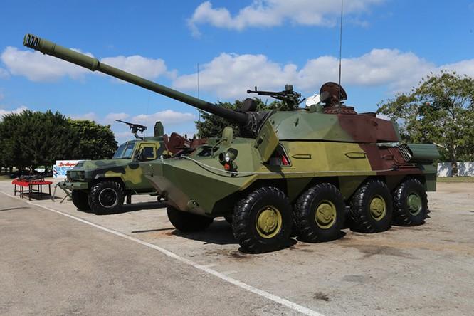 Phản kích Mỹ - Nga giúp Cuba phát triển công nghiệp quốc phòng ảnh 11