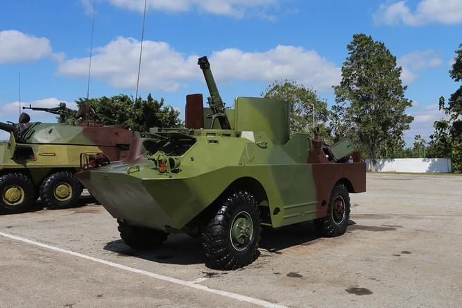 Phản kích Mỹ - Nga giúp Cuba phát triển công nghiệp quốc phòng ảnh 12