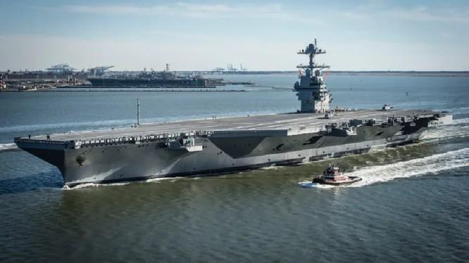 Hải quân Trung Quốc sẽ có 4 tàu sân bay nguyên tử, quyết đẩy Mỹ khỏi Tây Thái Bình Dương ảnh 1