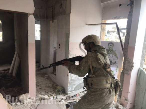 Công ty quân sự tư nhân Nga chính thức công khai huấn luyện cho quân tình nguyện Syria ảnh 6