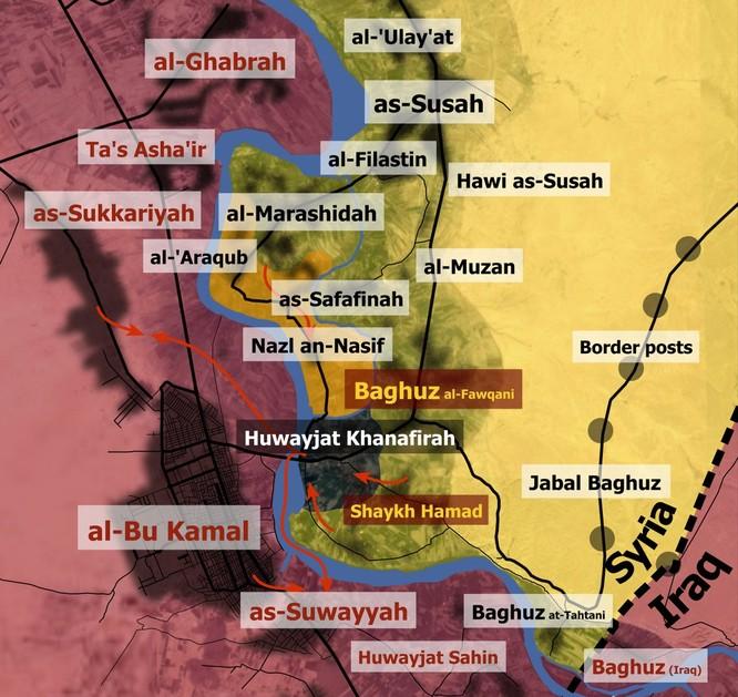 Dân quân Kurd thất bại nặng, 20 chiến binh thiệt mạng ở Deir Ezzor ảnh 1