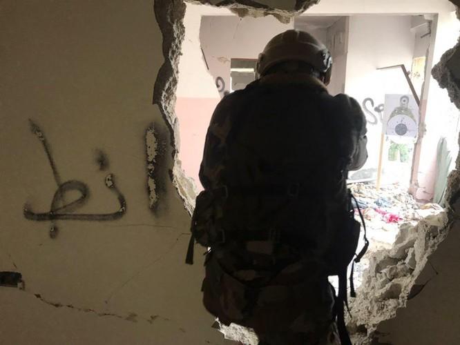 Israel phớt lờ cảnh báo - Nga đáp trả bằng cách huấn luyện quân Palestine ảnh 2