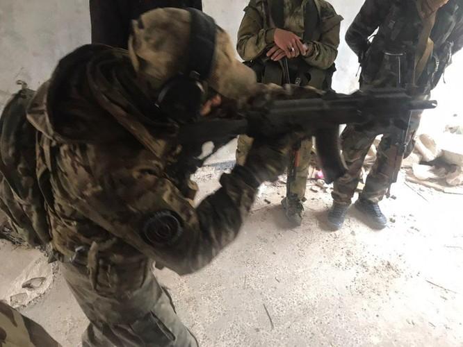 Israel phớt lờ cảnh báo - Nga đáp trả bằng cách huấn luyện quân Palestine ảnh 3
