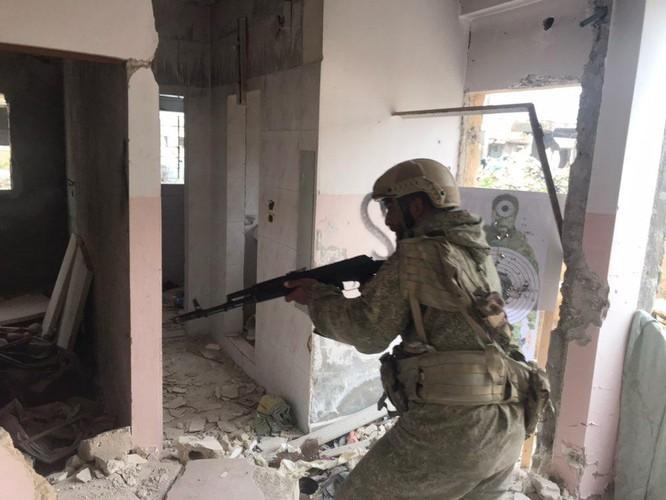 Israel phớt lờ cảnh báo - Nga đáp trả bằng cách huấn luyện quân Palestine ảnh 5