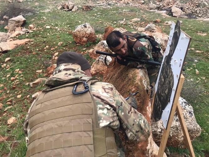 Israel phớt lờ cảnh báo - Nga đáp trả bằng cách huấn luyện quân Palestine ảnh 6