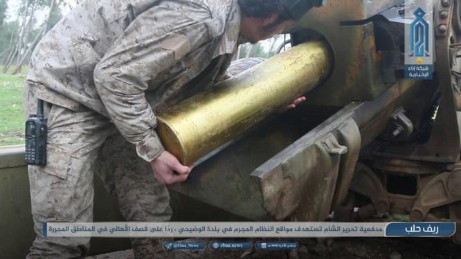 Quân đội Syria phản pháo, 1 thủ lĩnh thánh chiến thiệt mạng ảnh 1