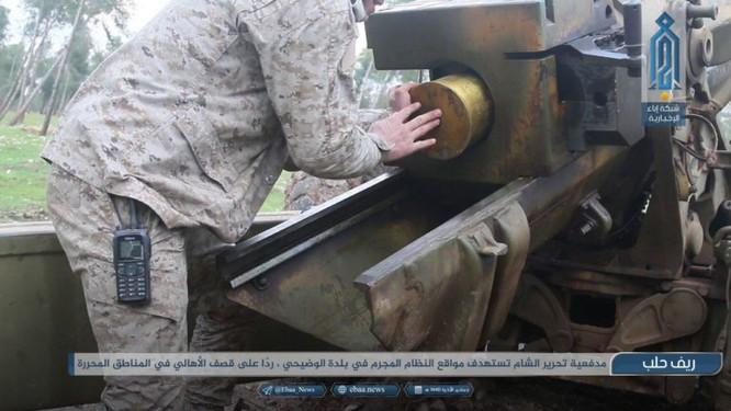 Quân đội Syria phản pháo, 1 thủ lĩnh thánh chiến thiệt mạng ảnh 2