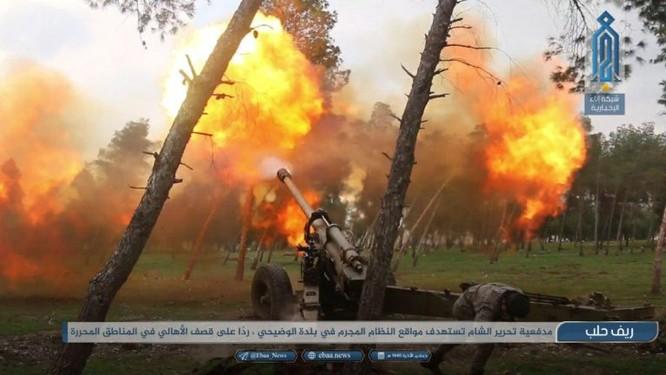 Quân đội Syria phản pháo, 1 thủ lĩnh thánh chiến thiệt mạng ảnh 3