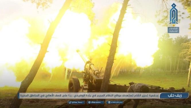 Quân đội Syria phản pháo, 1 thủ lĩnh thánh chiến thiệt mạng ảnh 4