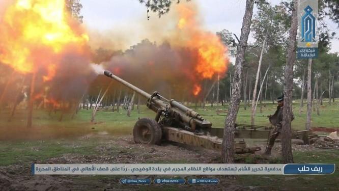 Quân đội Syria phản pháo, 1 thủ lĩnh thánh chiến thiệt mạng ảnh 5