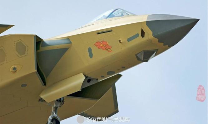 Trung Quốc áp dụng công nghệ F-35 Mỹ vào tiêm kích tàng hình J-20, chuẩn bị thống trị biển khơi ảnh 2