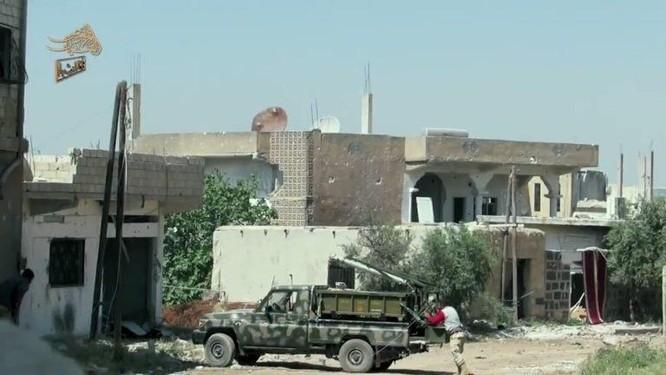 Quân đội Syria phát hiện vũ khí đặc chủng của Mỹ ở Quneitra ảnh 2