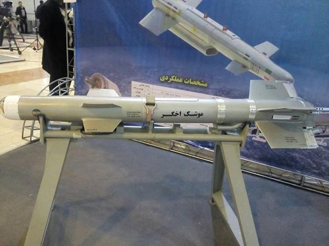 Sau thử nghiệm tại Syria, Iran sản xuất dây chuyền UAV chiến đấu ảnh 3