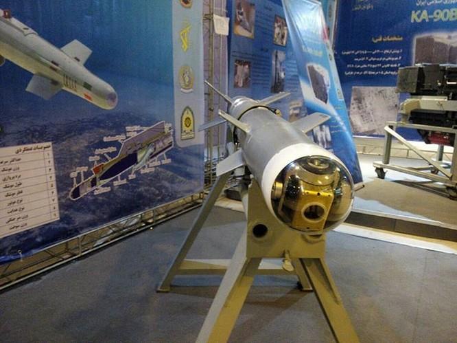 Sau thử nghiệm tại Syria, Iran sản xuất dây chuyền UAV chiến đấu ảnh 4