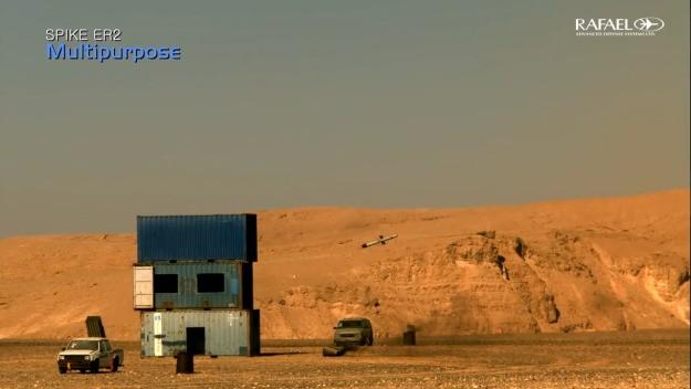 Israel nâng cấp tên lửa chống tăng Spike thế hệ 5, diệt mục tiêu đến 16km ảnh 4