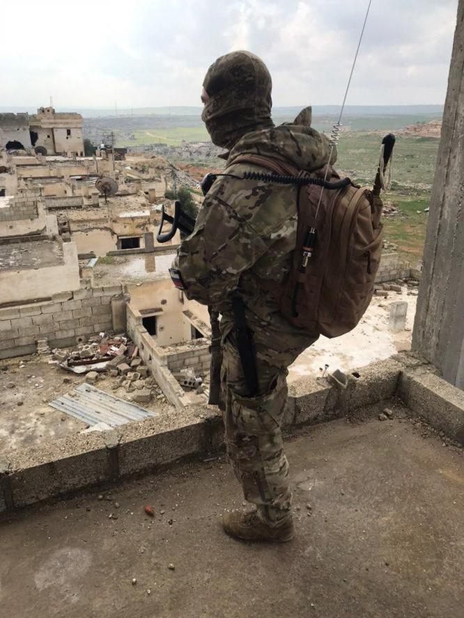 Quân tình nguyện Palestine kết thúc khóa huấn luyện với lính đánh thuê Nga ảnh 5