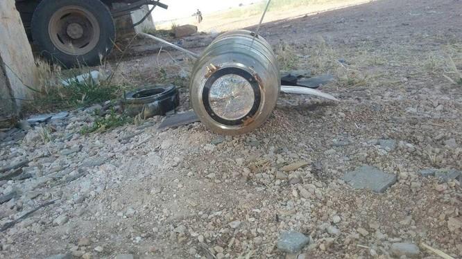 Quân đội Syria sử dụng đạn pháo điều khiển laser tiêu diệt khủng bố ảnh 1