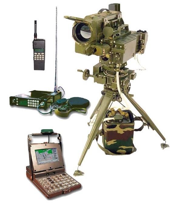 Quân đội Syria sử dụng đạn pháo điều khiển laser tiêu diệt khủng bố ảnh 3