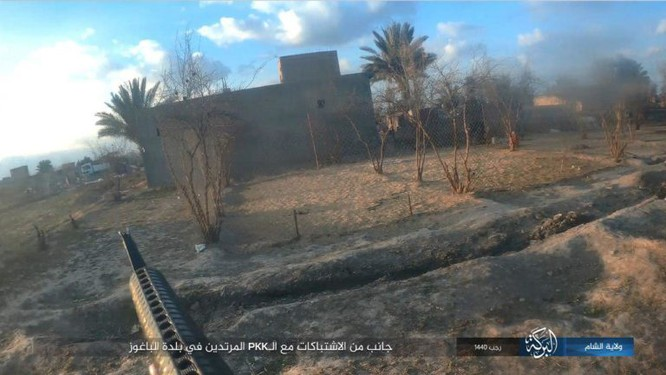 IS chống trả quyết liệt, tử chiến ở al-Baghuz, Deir Ezzor ảnh 1