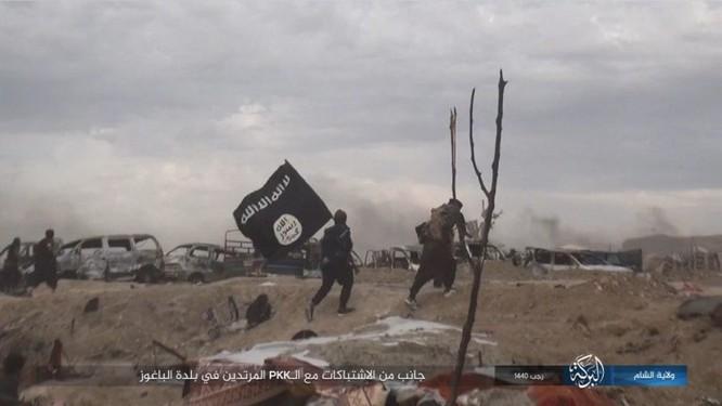 IS chống trả quyết liệt, tử chiến ở al-Baghuz, Deir Ezzor ảnh 3