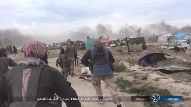 IS chống trả quyết liệt, tử chiến ở al-Baghuz, Deir Ezzor ảnh 4