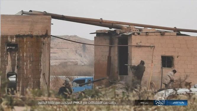 IS chống trả quyết liệt, tử chiến ở al-Baghuz, Deir Ezzor ảnh 6